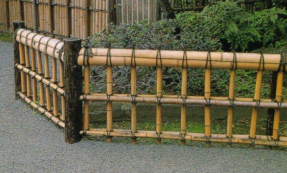 Ferdian beuh diy landscaping designs examples of idioms for Short garden fence designs